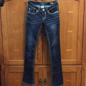 Hydraulic Bailey Micro Boot size 1/2 jeans